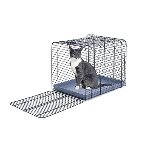 animo concept Capri Cage de Transport en Plastique pour Chat de Moins de 6 kg