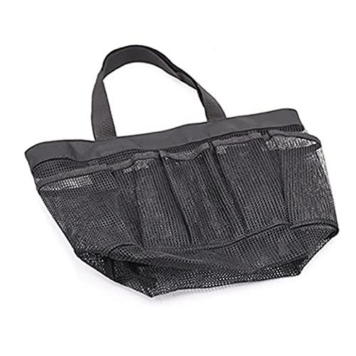 Bolsa de playa con bolsa de refrigeración extraíble, bolsa de malla para playa, bolsa grande para compras en la playa, picnic, camping