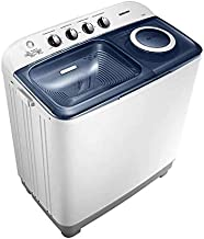 Samsung Washing Machine Top Load, Capacity 7.5 Kg, White, WT75H3210MB