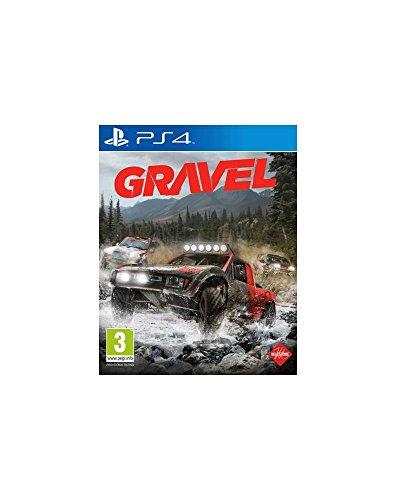 Gravel pour PS4 (New)