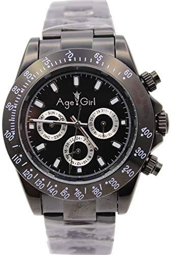 GFDSA Automatische Horloges Luxe Merk Heren Automatische Mechanische Zelfopwinden Roestvrij Staal Alle Zwarte Klassieke Herenhorloges Sportief Casual Heren 40mm