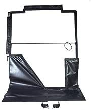 All Weather Enclosure Replacement Door Skid Steer Loaders 240 250 260 270 313 315 Compatible with John Deere 325 315 240 250 320 313 332 328 260 270 317