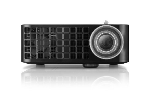 Dell M110 DLP Projektor (10000:1 Kontrast, 300 ANSI-Lumen,  WXGA (1280 x 800))
