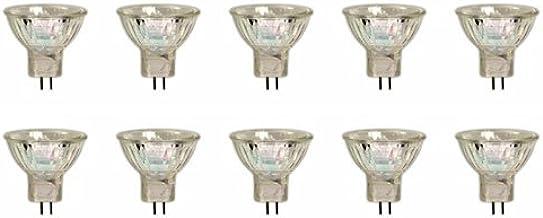 10 x halogeen spiegellamp koud licht reflector spots MR11 G4 20W 20W 12V
