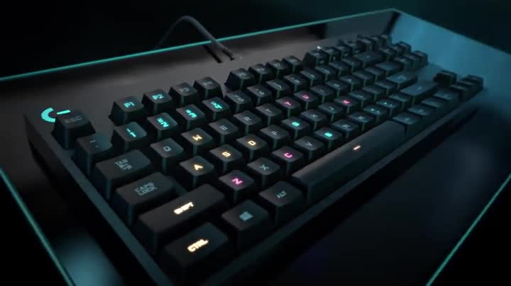 Logitech G Pro Mechanical Gaming Keyboard For E Sport Computers Accessories