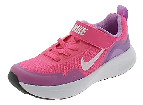 Nike Scarpe Sportive WEARALLDAY CJ3817600 Bambina Fucsia Fucsia 32 EU
