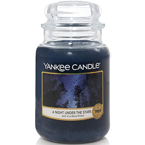 Yankee Candle candela profumata in giara grande | Una Notte sotto le Stelle | durata: fino a 150 ore