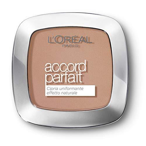 Accord Parfait La Poudre - Polvo prensado 7D/7W Cannelle