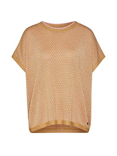 nümph Damen Pullover NUDARLENE gelb XL
