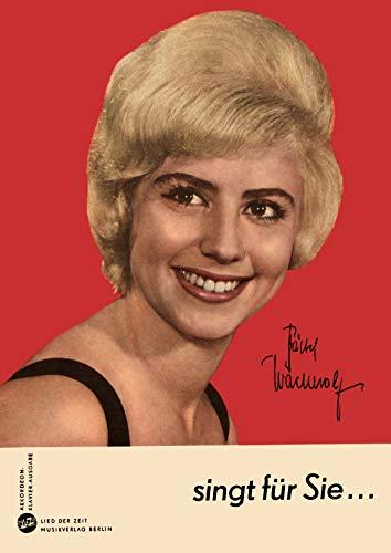 Bärbel Wachholz sing für Sie acht ihrer bekanntesten und beliebten Titel: Für...