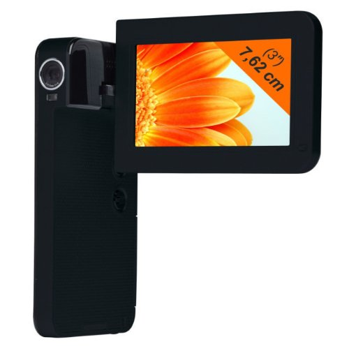 Dig. Touchscreen HD Camcorder MEDION® LIFE® X47011(MD 86370) (B-Ware)