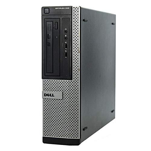 Dell PC OptiPlex 390 DT G630 RAM 4Go Disque Dur 1To HDMI Windows 10 WiFi (Reconditionné)