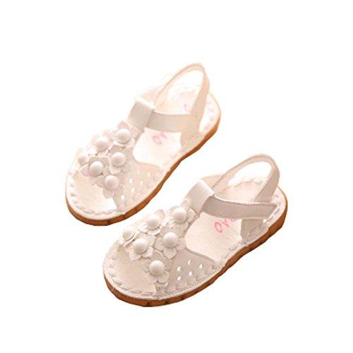 Chaussures bout ouvert Sandales Filles Princesse Chaussures d'été pour enfants