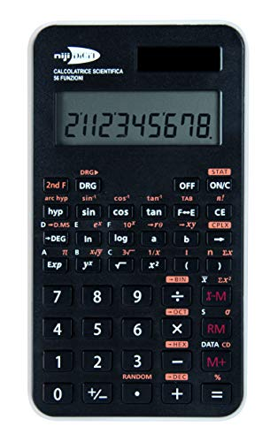 61825 Niji Digit Calcolatrice Scientifica 10 cifre