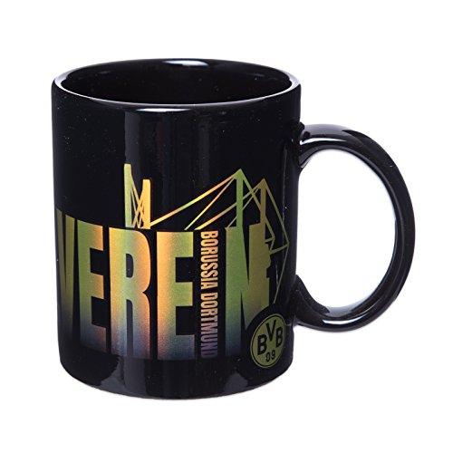 BVB Borussia Dortmund - Tasse Ballspielverein - Kaffeetasse Kaffebecher