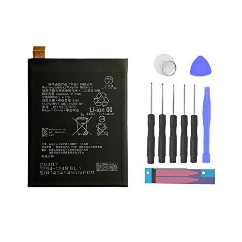 Pattaya LIS1593ERPC - Batería compatible con Sony Ericsson Xperia Z5 E6653 E6683 SO-01H SOV32 Xperia Z5 Dual
