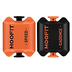 Moofit Cycling Speed and Cadence Sensors