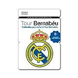 Gift Card Tarjeta Regalo Real Madrid – Incluye Tour del Santiago Bernabéu