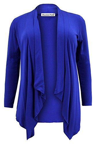 Xclusive Plus Chaquetilla/Suéter - de Color Azul Real para Mujer de Talla 44-46