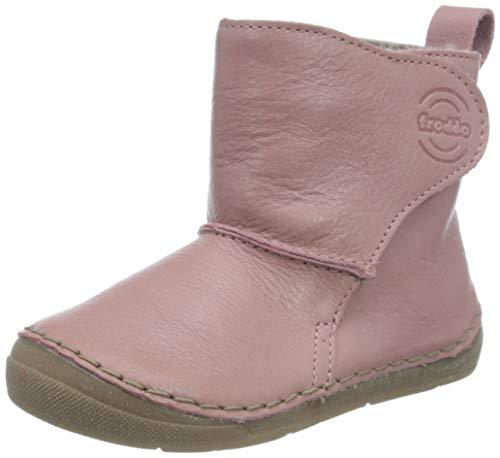 Froddo Mädchen G2160057 Girls Ankle Boot, PINK, 27 EU