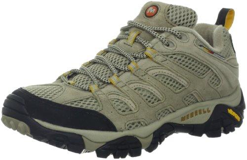 Merrell womens Moab Ventilator Hiking Shoe Taupe 7 M US