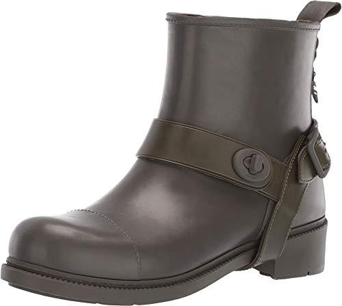 ladies coach rain boots - 1