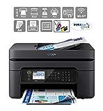 Epson WorkForce WF-2850DWF Print/Scan/Copy/Fax Wi-Fi Printer with ADF