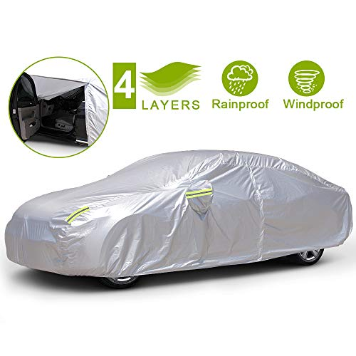 Thick and Cotton Velvet Hood Color : B, Size : 2013 X6 M Compatible with BMW X6 M LLHGYY Car Covers Can Adapt to All Kinds of Weather