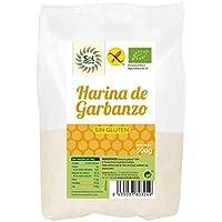 Harina de garbanzo sin gluten Bio Sol Natural 500 g