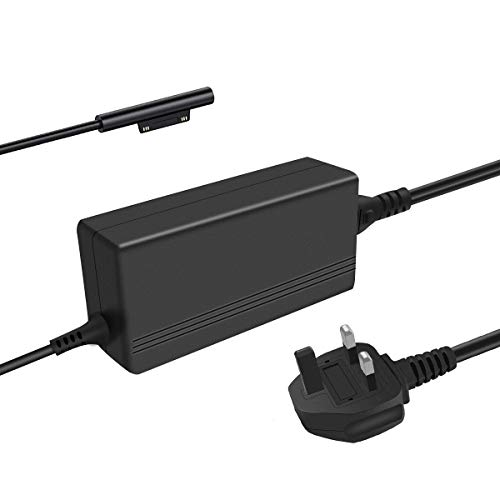 Surface Tablet Charger, aifulo 15V 2.58A Surface Pro Charger Compatible with Surface Pro 6 Pro 5 Pro 4 Pro 3 Pro 7 Pro X Surface Laptop Surface Go & Surface Book