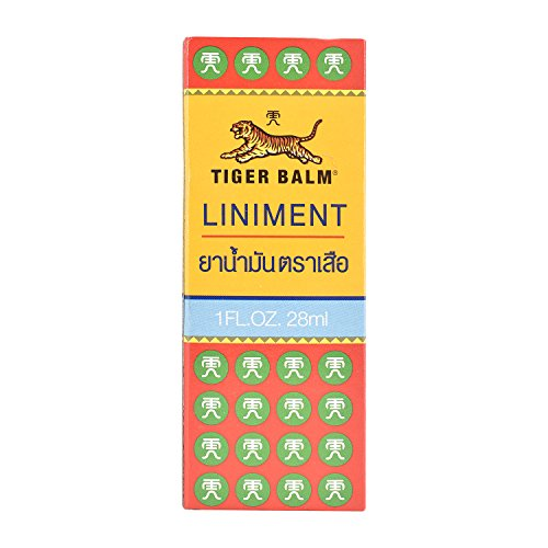 Bálsamo De Tigre Loción Liquido 28ml Tiger Balm Tailandia