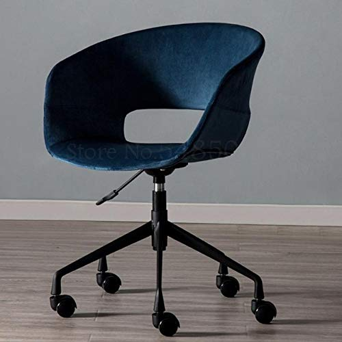 Computer Chair Study Computer Chair Home Modern Simple Leisure Negotiation Table Swivel Chair Study Office Chair Rotating Computer Chair