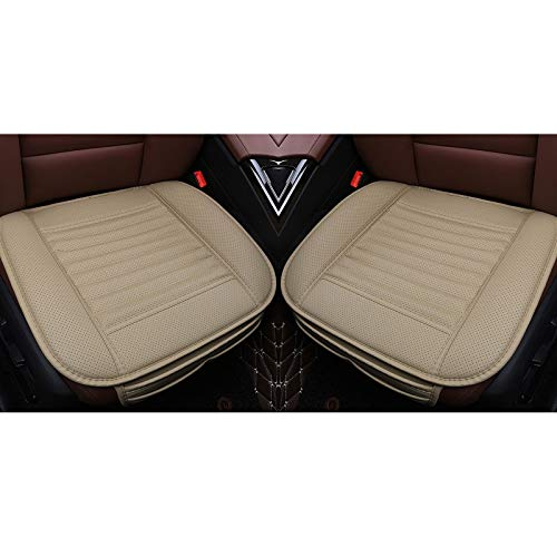 EDEALYN Four Seasons General PU Leather Comfortable Car Interior...