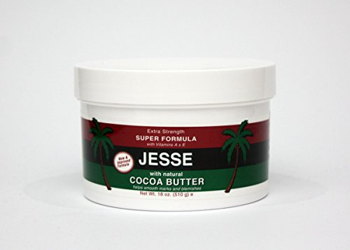 Jesse Cocoa Butter Cream 18 oz. by Jesse