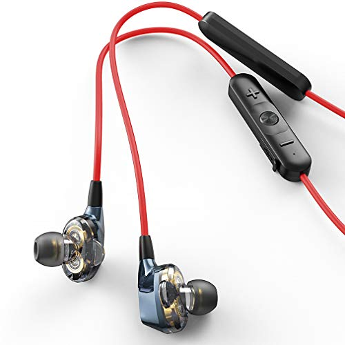 Linklike Bright Earbuds - Quad Drivers...