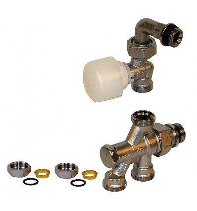 M/écanisme pour robinet 3//8 et 1//2 : P12AX011 Giacomini Robinetterie radiateur