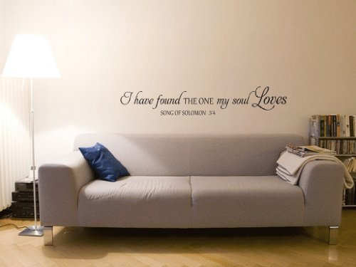 10 best song of solomon wall decal for 2020
