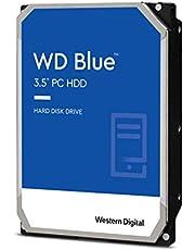 """Western Digital Blue 3.5"""" 6000 GB Serial ATA III - Disco Duro (3.5"""", 6000 GB, 5400 RPM)"""