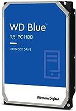 Western Digital 6TB WD Blue PC Hard Drive - 5400 RPM Class, SATA 6 Gb/s, , 256 MB Cache, 3.5