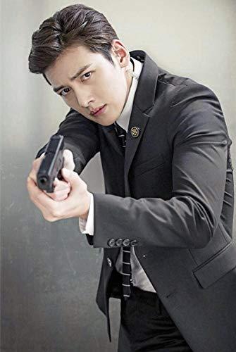 Abkaeh Imagen de Bordado, pster de Actor Estrella dolo Coreano, 5D, Bordado de Punto de Cruz, Adorno C_S, Regalo del Da de la Madre_40x50