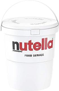 Ferrero Nutella 3 kg Großverbraucherpackung, beliebte Nuss-Nugat-Creme mit einzigartigem Geschmack von Haselnüssen und Kakao