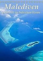 Malediven - Inselwelt im Indischen Ozean (Tischkalender 2022 DIN A5 hoch): 12 bezaubernde Fotografien der Malediven (Monatskalender, 14 Seiten )