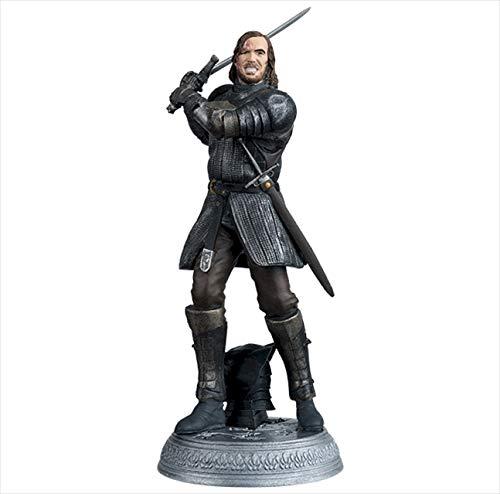 HBO Game of Thrones Eaglemoss Figurensammlung #3 Der Hund (Sandor Clegane) Figur