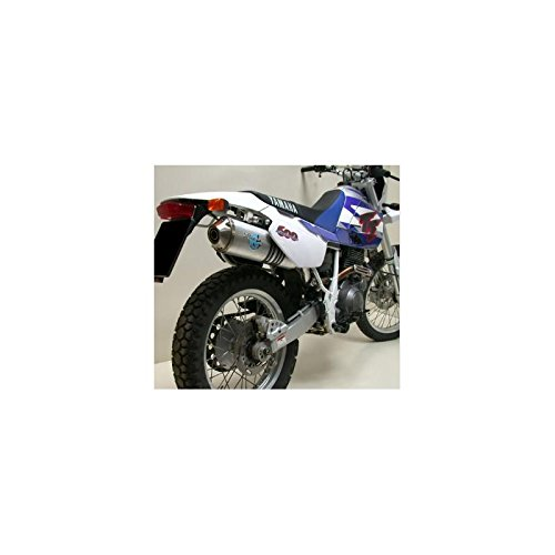 Silencioso Enduro Alu–WR 250X/R 2007/2011Yamaha–TT 600(1994/2002) | TT-R 600(1998/2005)