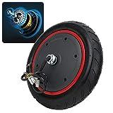 WinmetEuro Neumático de Rueda motriz, neumático Inflable de Motor 350W 36V, para X-iaomi Scooter M365 / M365 Accesorio de Scooter eléctrico para Deportes al Aire Libre