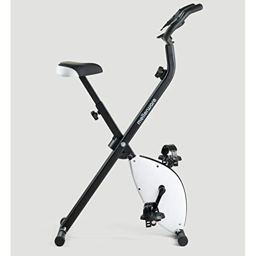 Mellerware - Bicicleta Estatica spinning - Resistencia ajustable con Pantalla LCD y...