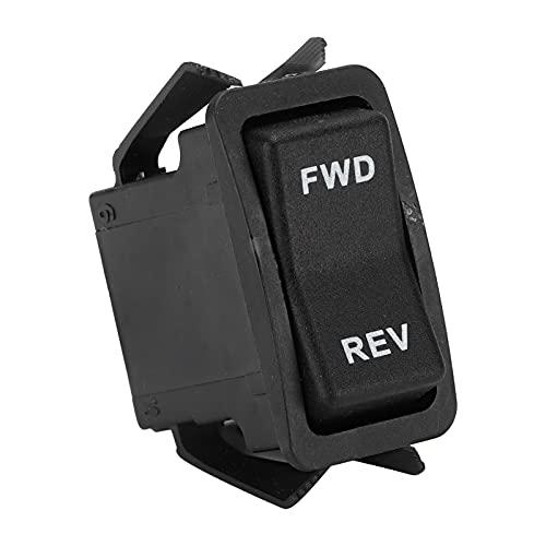 Interruptor basculante de marcha atrás hacia adelante, conjunto de interruptor de marcha atrás hacia adelante FWD REV ligero 74323-G01 de repuesto para EZGO TXT PDS Elec 2003+