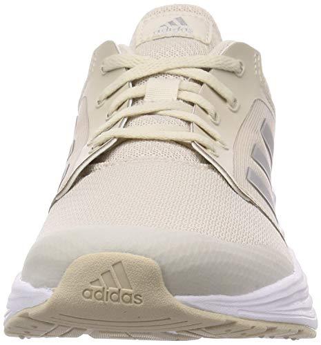 adidas Galaxy 5, Zapatillas Mujer, ALUMIN/Plamet/FTWBLA, 39 1/3 EU