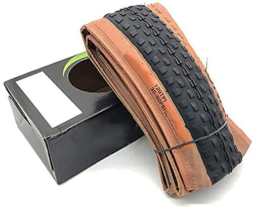 DAIYUDEYZ Neumáticos de Bicicleta de montaña 26 Pulgadas 27,5 Pulgadas 29 Pulgadas Neumáticos de Bicicleta de Carretera Neumáticos de Bicicleta ultraligeros Plegables