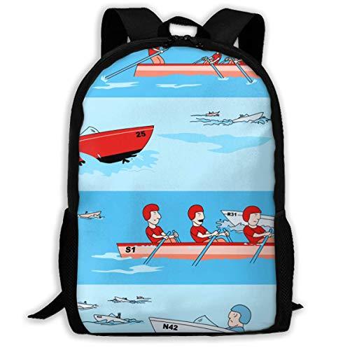 Lawenp Love Botes de Remo, Kayak, piragüismo, Estilo
